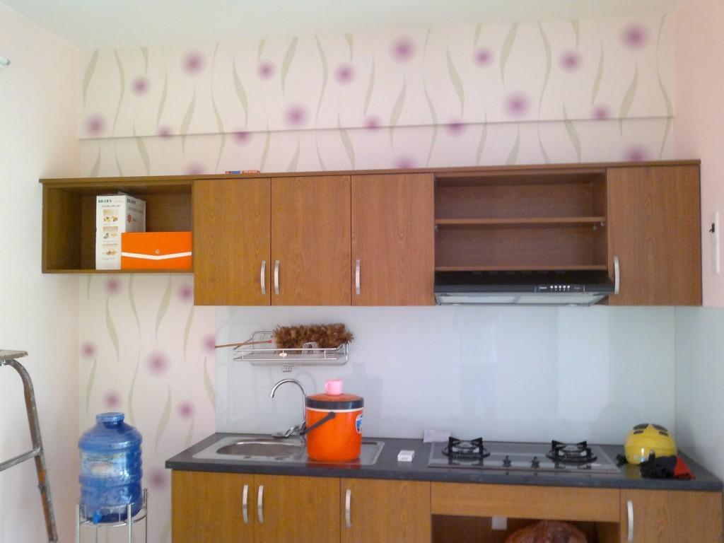 Nhà bếp căn hộ Tên Lửa