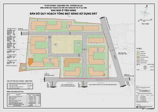 Bản đồ quy hoạch dự án Ehome 3