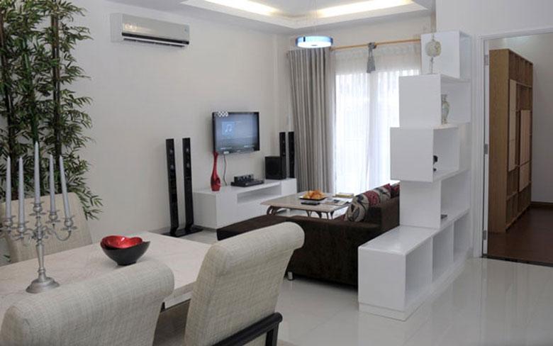 Nhà mẫu căn hộ MB Babylon