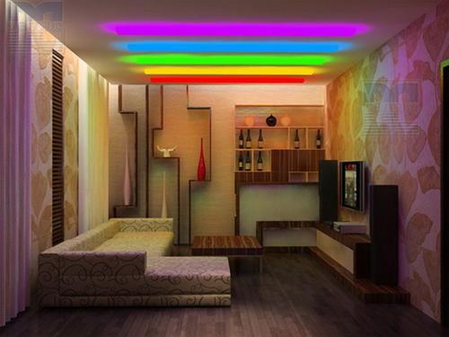 Mẫu phòng giải trí hiện đại