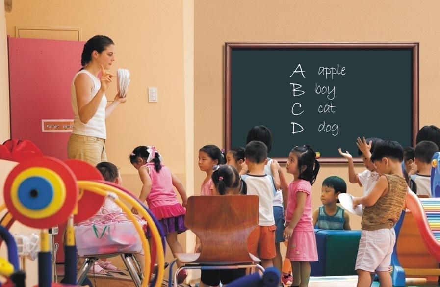 Trường Học căn hộ Hoàng Kim Thế Gia