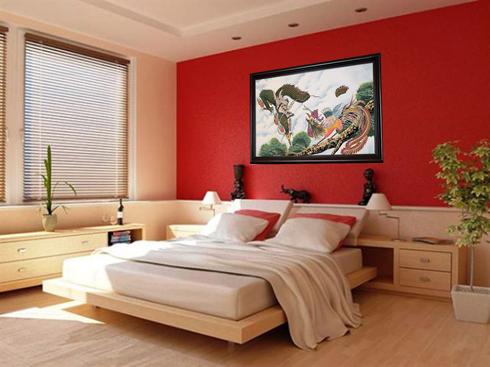 Phong Thủy Phòng Ngủ